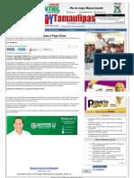 09-06-2013 Jóvenes dan voto de confianza a Pepe Elías