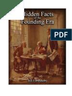 Hidden Facts of the Founding Era