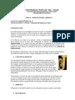 GUÍA No. 3 VELOCIDAD DEL SONIDO EN EL AIRE