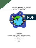 TAD academico - ciencias de la comunicación