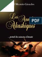 Daniel Meurois - Les Annales Akashiques