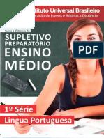 Língua Portuguesa - A01