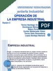 Operacion de La Empresa Industrial (Ing. Industrial)