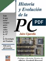 HISTORIA Y EVOLUCION DE LA PC
