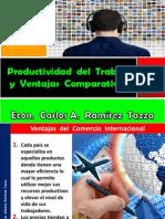 003 Productividad Del Trabajo y Ventajas Comparativas