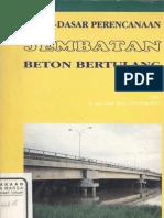 Dasar-Dasar Perencanaan Jembatan Beton Bertulang