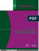Impactofthe18thConstitutionalAmendmentonFederalProvincesRelations-BriefingPaper