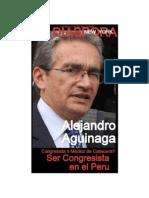 Ser Congresista en El Peru.  La exclusividad de sus funciones al servicio de la Nación.
