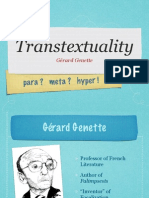 Transtextuality Keynote