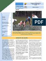 Boletin de Noticias VNU Ecuador Marzo-Abril