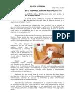 04/05/12 Germán Tenorio Vasconcelos Evita riesgos en el embarazo, consume ácido fólico SSO