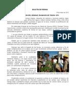 18/05/12 Germán Tenorio Vasconcelos PREVENCIÓN DEL DENGUE, EN MANOS DE TODOS, GTV