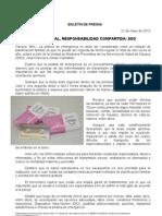 22/05/12 Germán Tenorio Vasconcelos Salud Sexual, Responsabilidad Compartida, Sso
