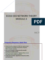 Ec010303 Network Theory-module5