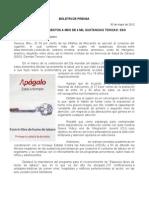 30/05/12 Germán Tenorio Vasconcelos FUMADORES, EXPUESTOS A MÁS DE 4 MIL SUSTANCIAS TÓXICAS