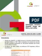 HOSPITAL AMIGO DEL NIÑO