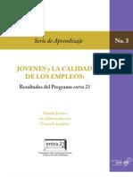 Jacinto - Resultados Del Programa Entra 21