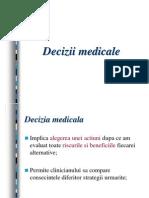 Decizii medicale