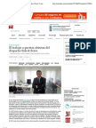 El trabajo a puertas abiertas del Despacho Sala & Serra Abogados - Cinco Dias