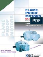 Flameproof Motors