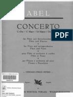 Abel. Concerti