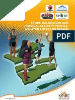 Regional Sport Trust Profile Greater Auckland