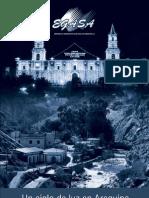 Un Siglo de Luz en Arequipa