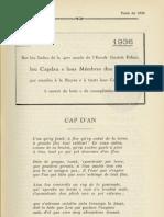 Reclams de Biarn e Gascounhe. - Yené 1936 - N°4 (40e Anade)