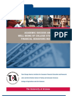 Academic Success and Well-Being of College Students_112007