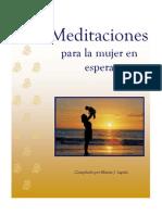 Meditaciones Para La Mujer en Espera