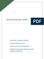 REVOLUCION DEL ACERO - trabajo arturo.docx