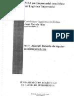 FGV  -  Fund Logística e Cadeia Suprimentos