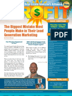 The Profit Newsletter June 2013 for Tampa REIA