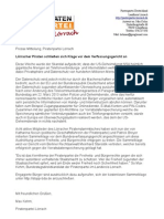 Presse PiratenLOE