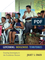 Governing Indigenous Territories by Juliet S. Erazo