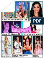 katy perry project