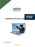 Apostila de Lab. Cont e Trib I 2012 1