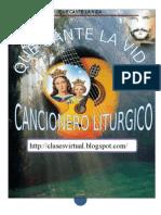 CANCIONERO LITURGICO