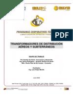 125765773 Transformadores de Distribucion Aereos y Subterraneos ENELVEN