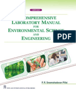 103269609 a Comprehensive Laboratory Manual for Environmental Science and Engineering 2010