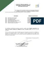 RESULTADO RESIDÊNCIA JURÍDICA - CCJ-UEPB