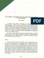 Pintos - De Lo Visible a Lo Invisible
