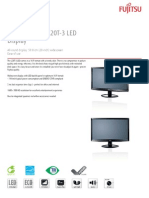 Ds Display l20t 3 Led