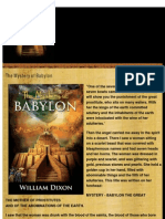 Mystery of Babylon-Society and Culture