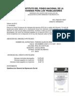 Constancia 2012 Infonavit Ipa