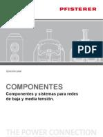 Empalmes - Componentes y Sistemas Para Redes de Baja y Alta
