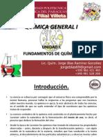 Quimica General i - Unidad i