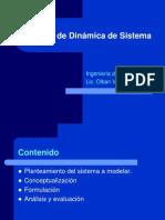 Ejemplo de Dinámica de Sistema
