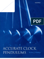 0198529716 Accurate Clock Pendulums