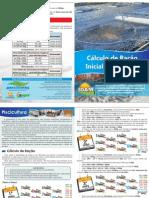 Calculo de ração Inicial para peixes IDAM